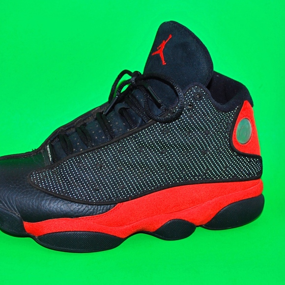 65326d88fc1 Jordan Other - Jordan 13  Bred  BLACK TRUE RED-WHITE (Size